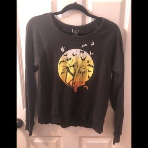 Disney's Nightmare Before Christmas sweatshirt, S